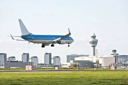 schiphol: Schiphol airport in the Netherlands