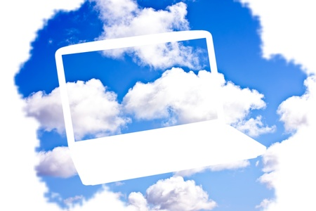 Cloud Computing Technology concept Stock Photo - 17714871