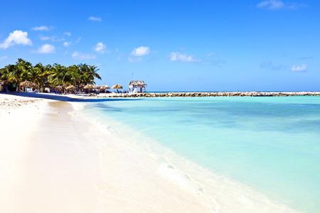 Palm Beach op Aruba