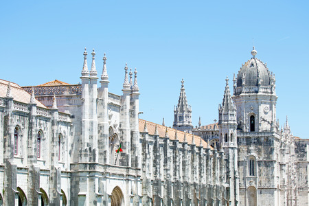 mannerism: The Monastery of St. Jeronimos, is one of the most famous monuments in Portugal, built in the manueline style. It is located in Lisbon , Portugal