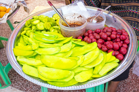 typical: Typical food from Myanmar