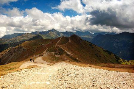 Tatra Mountains landscape Stock Photo - 1134555