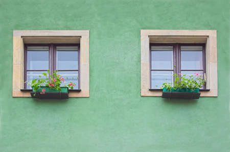 Composition of windows Stock Photo - 1149261