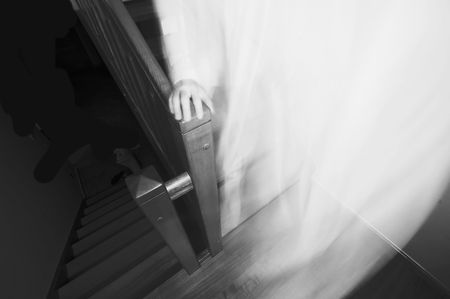 spectre: Ghost going downstairs
