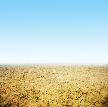 rainless: Cracked ground background. Ready to use. Global warming, drought etc. concepts Stock Photo