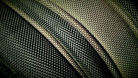 rough: Close up of a bag synthetic fabroc texture