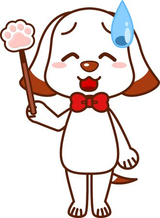Dog Teacher (sweat) Illustration
