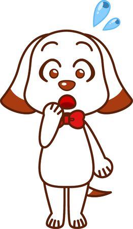 Dog Teacher (x) Illustration