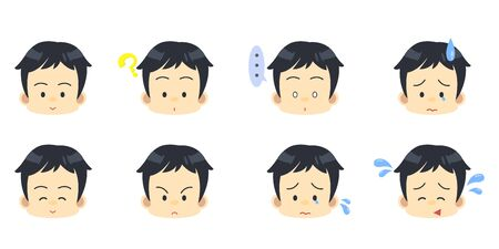 Boy Facial Set 1