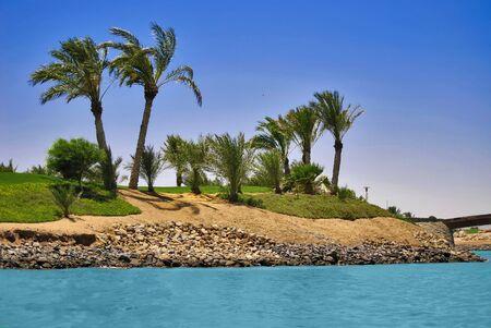 blue lagoon: Beautiful artificial island, Blue lagoon