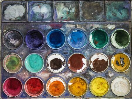 paints: Beautiful view of paints
