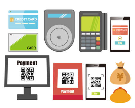 Online payment. smartphone. vector illustration . Electronic payment.