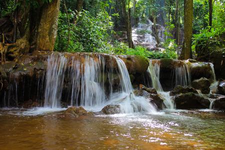 cours d eau: Cours d'eau Waterfall Banque d'images