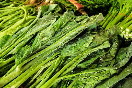 fresh vegetable kale