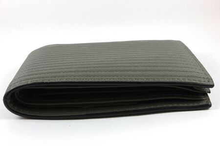 wallet White background