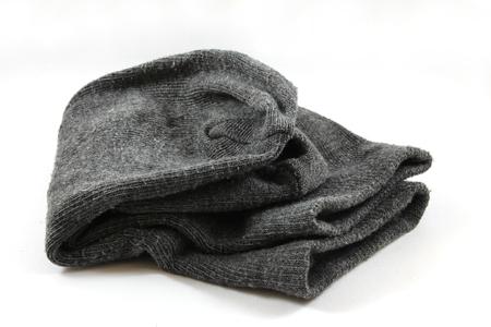 Socks with white background Stock Photo