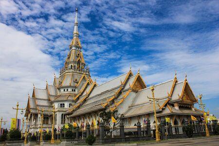 Wat Sothon Wararam Worawihan Thailand