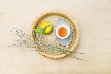 tangerine peel: Tangerine peel Puer tea