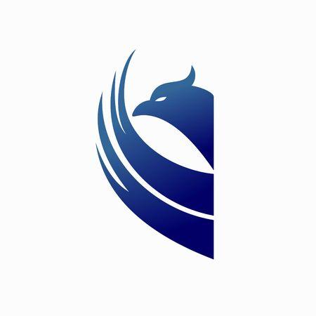 eagle side concept, eagle side logo
