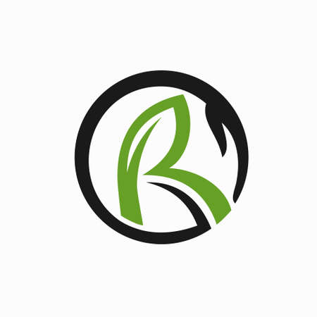 lawn care vector, lawn care icon logo