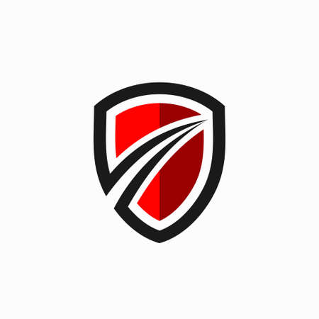 guard icon template, guard modern concept