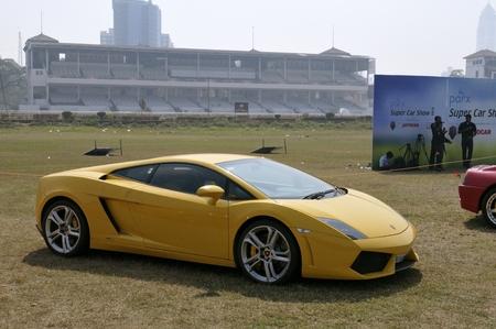 gallardo: Yellow  Lamborghini Gallardo