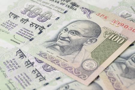 indian money: One Hundred Indian Money