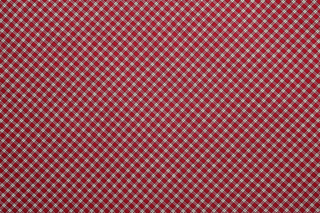 red tablecloth: Red Tablecloth