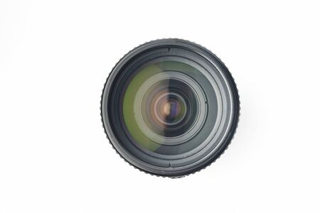 optical instrument: Top view of Zoom Lens