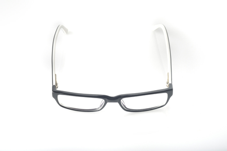 physical impairment: Spectacles Stock Photo