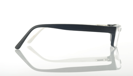 Side view of Eyeglasses