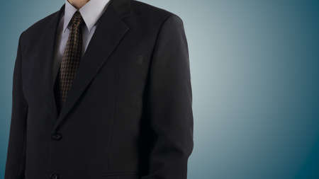 portrait of a business man,isolated background