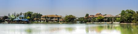 panorama view: