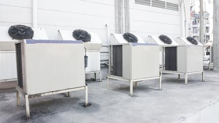 compresor: compresor del acondicionador de aire