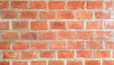 vignetted: Brick wall background