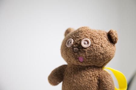 Teddy bears funny faces