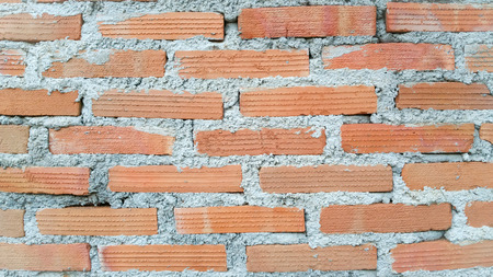 Brickwork or cement brick wall background