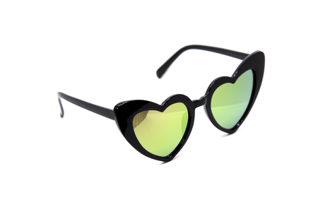 Sunglasses isolated on white background Zdjęcie Seryjne