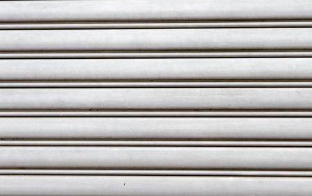 roller shutters: steel door background