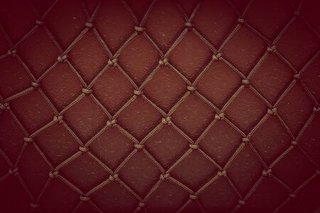 gray netting: nets rope abstract background Stock Photo