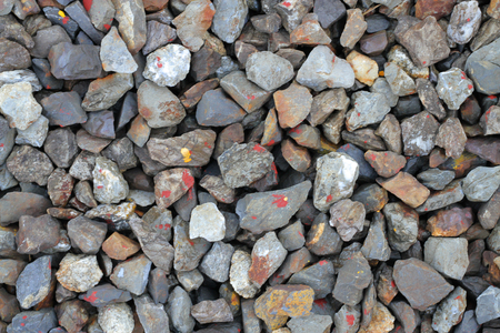 aggregates: gravel aggregate abstract background