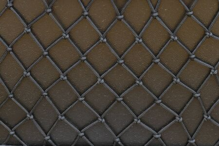 nets rope abstract background Stock Photo