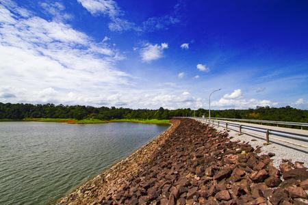 Chulabhorn dam,Chaiyaphum THAILAND
