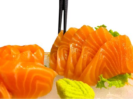 Sashimi japan food