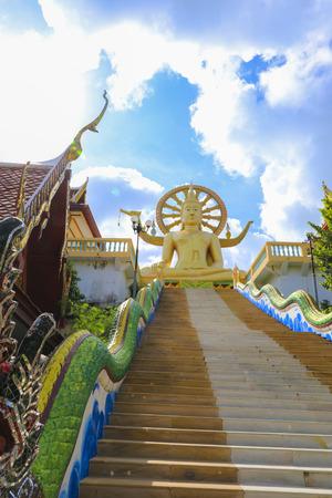 Wat Phra Yai (Big Buddha Temple) Koh Samui island, Thailand
