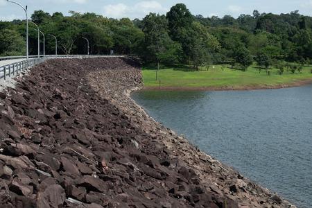 Sandstone siltstone for Riprap of dam construction