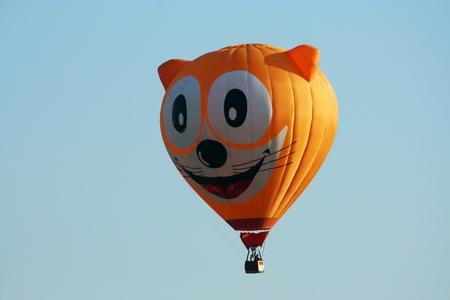 Hot air ballon photo