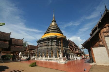 Wat Phra それランパーン ルアン、ランパーン、タイ