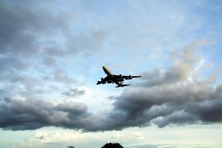 boeing 747: thaiairway Boeing 747-400