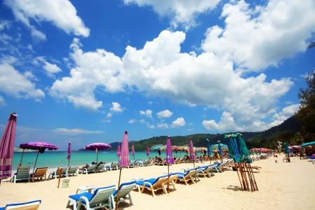 パトンビーチ、プーケット、タイ